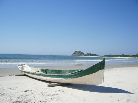 Ilha do Mel - Brésil
